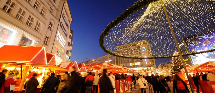 Bad Oeynhausen Weihnachtsmarkt.Aktuell