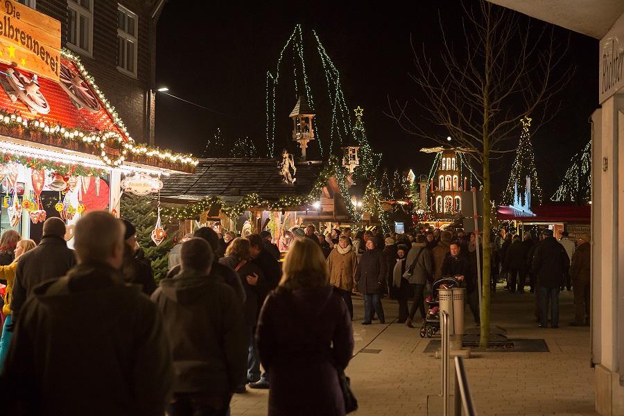 Ausflugstipp Dezember 2015: Bad Salzufler Weihnachtstraum