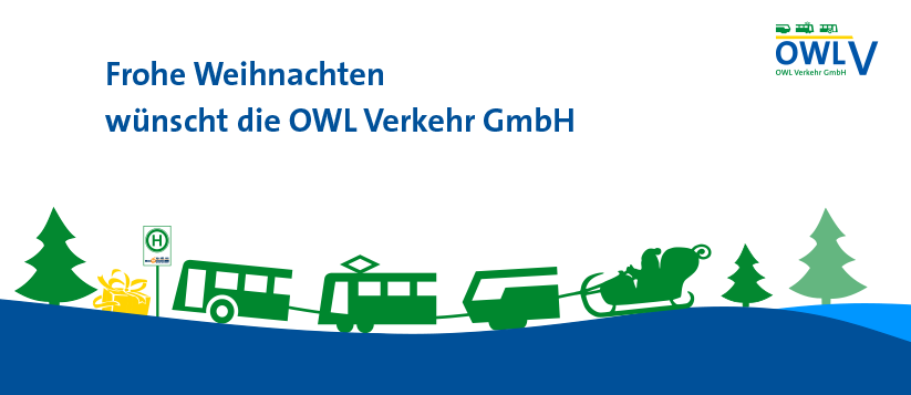 Mit Bus Bahn An Weihnachten Und Silvester In Der Region Unterwegs