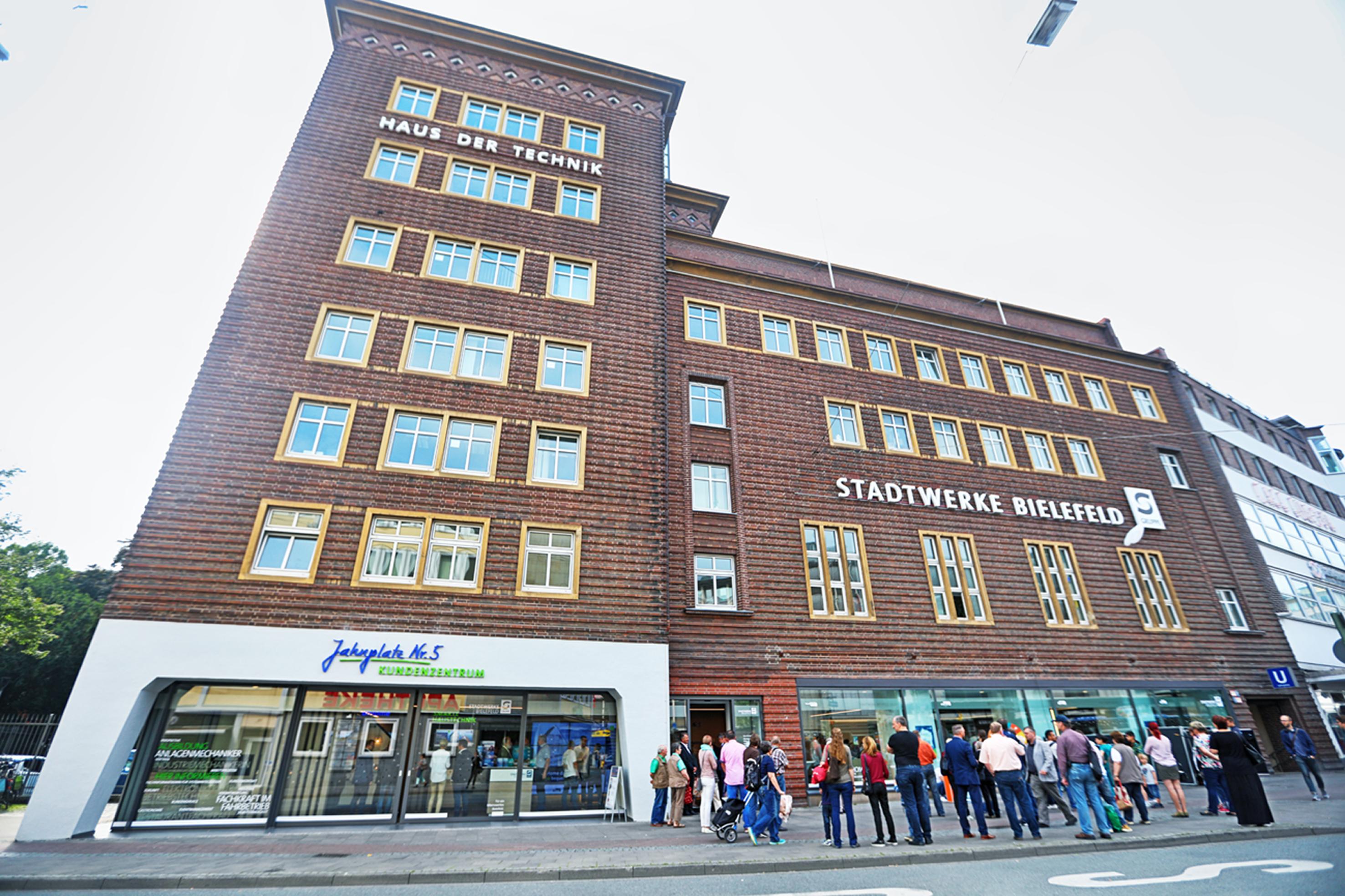 Jahnplatz Nr 5